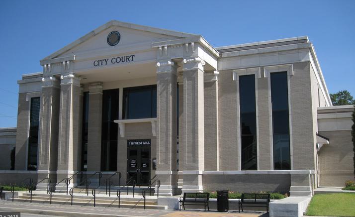 lake charles city court