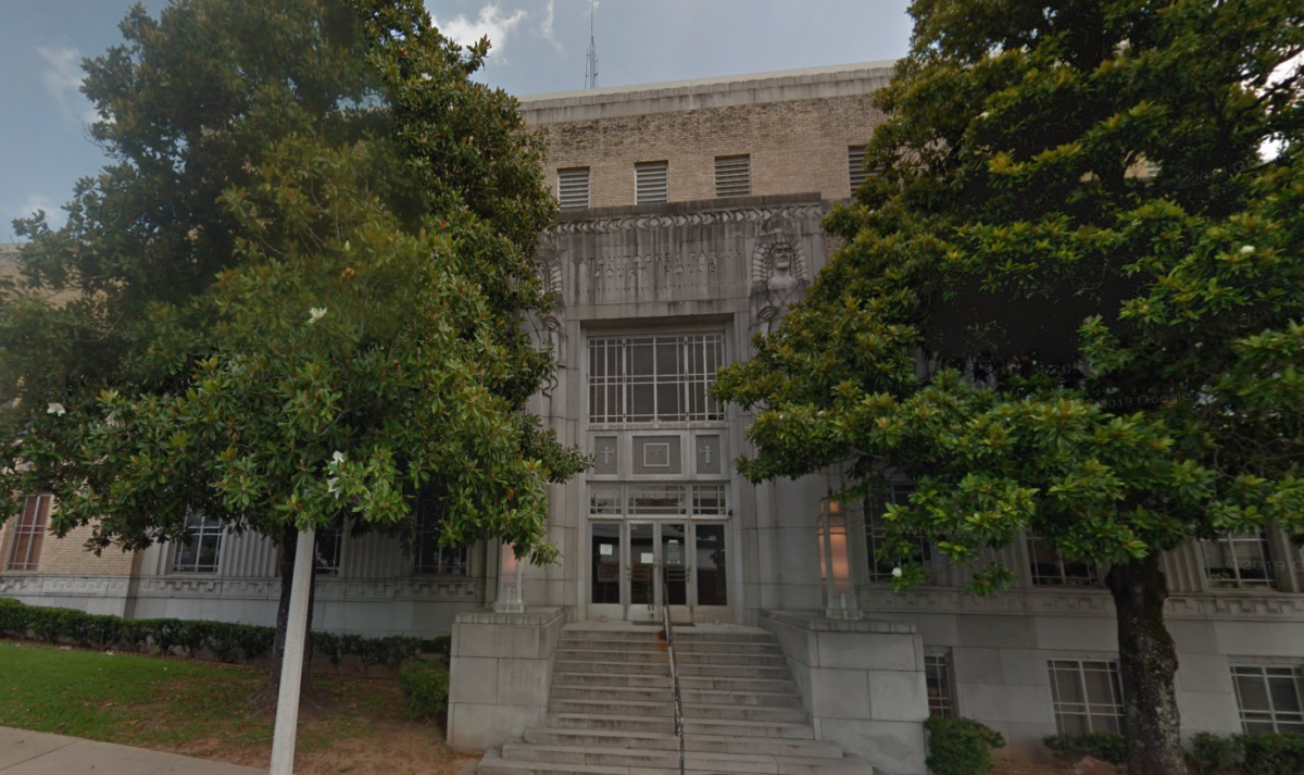 natchitoches parish courthouse