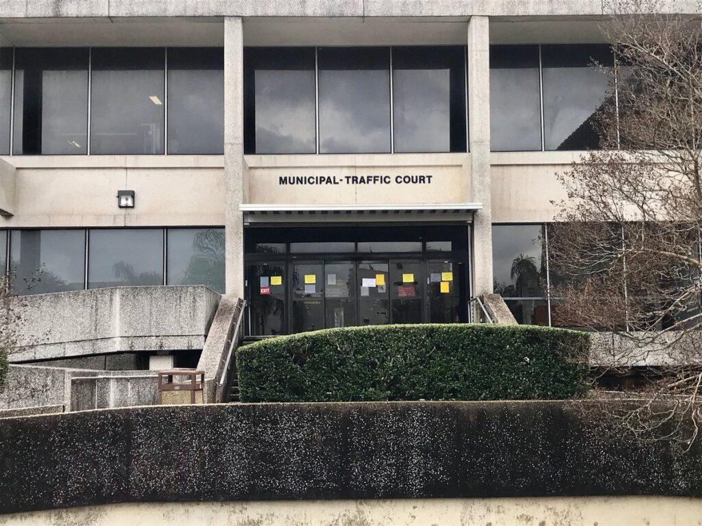 New orleans misdemeanor court