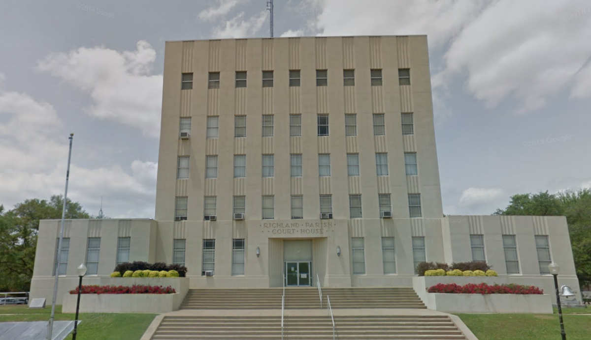 richland parish courthouse