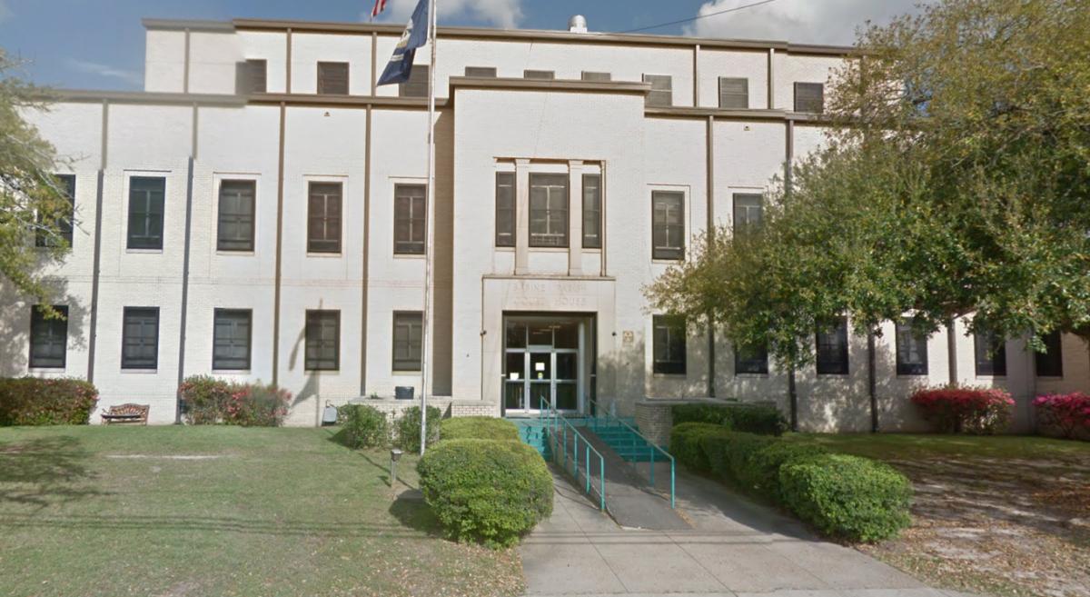 sabine parish courthouse
